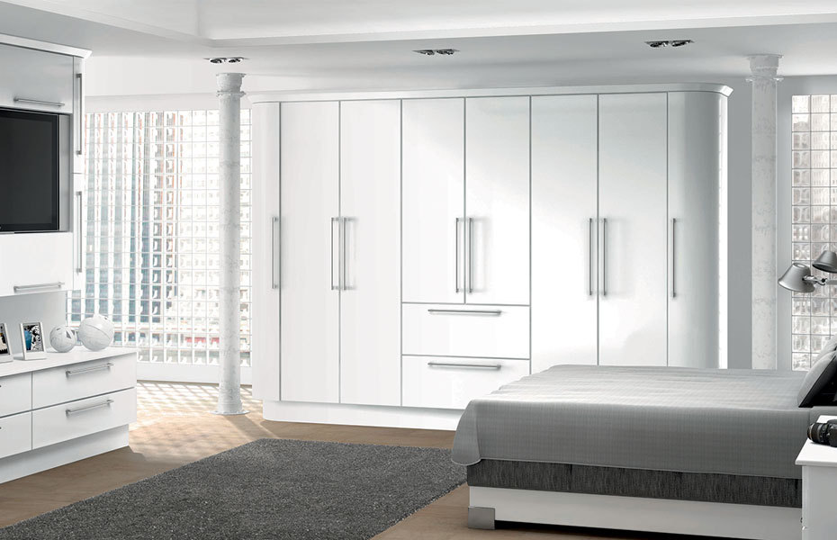 Bedroom Ranges & Fitted Bedroom Wardrobes Milton Keynes | First Class Fitting